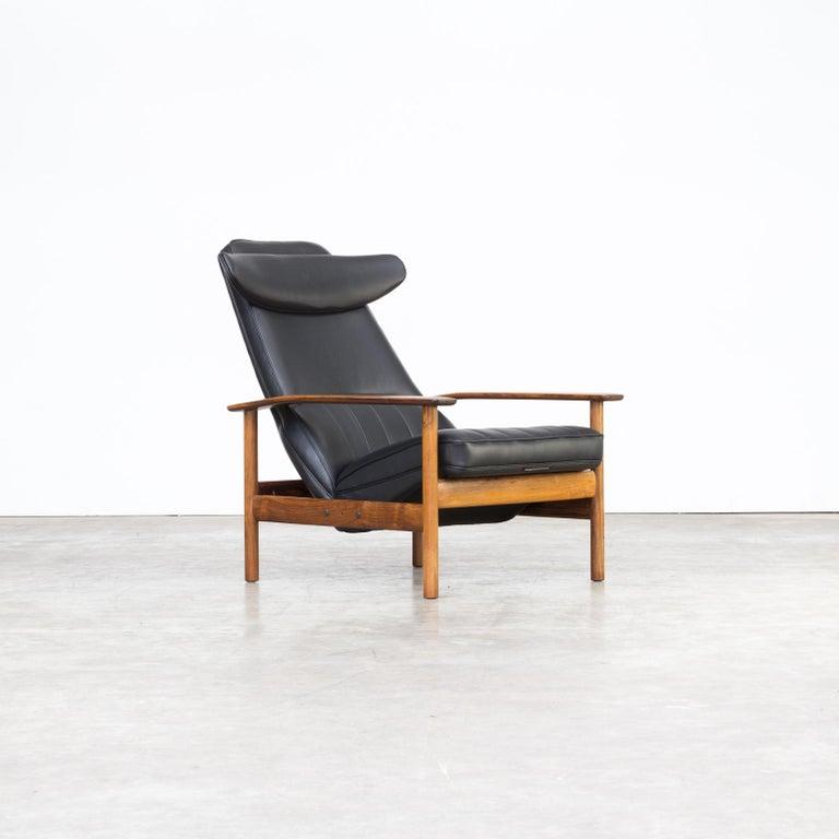 Norwegian 1960s Sven Ivar Dysthe lounge chair for Dokka Møbler For Sale