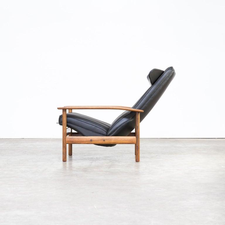 Mid-20th Century 1960s Sven Ivar Dysthe lounge chair for Dokka Møbler For Sale