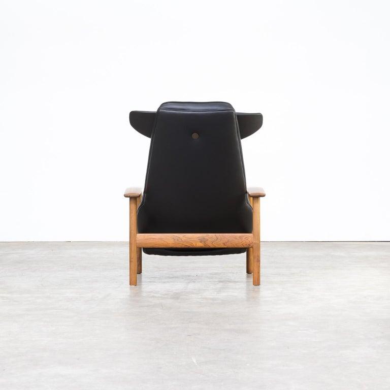 1960s Sven Ivar Dysthe lounge chair for Dokka Møbler For Sale 1