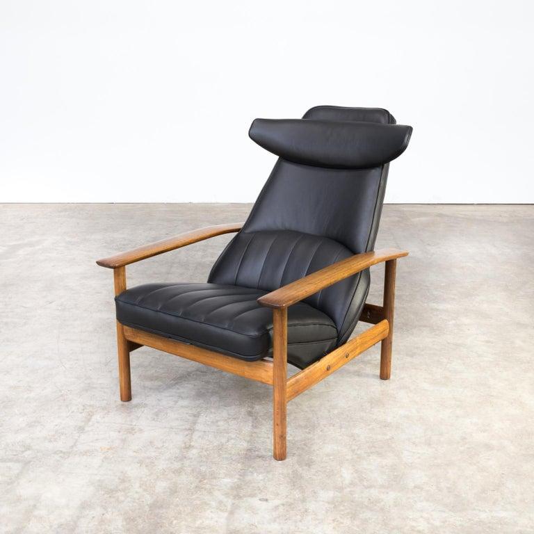 1960s Sven Ivar Dysthe lounge chair for Dokka Møbler For Sale 2