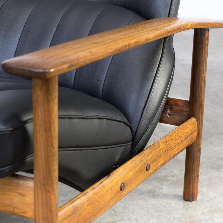 1960s Sven Ivar Dysthe lounge chair for Dokka Møbler For Sale 3