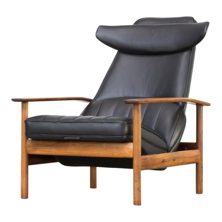 1960s Sven Ivar Dysthe Lounge Chair For Dokka Møbler For Sale
