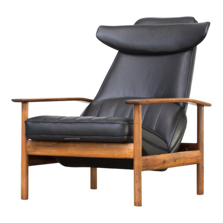 1960s Sven Ivar Dysthe lounge chair for Dokka Møbler For Sale