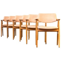 1960s Svend Aage Eriksen Chair for Gløstrup Møbelfabrik