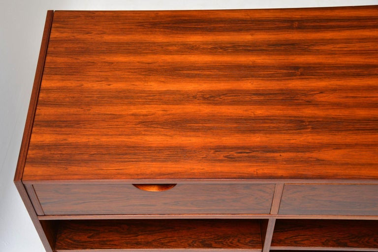 1960s Swedish Extending Sideboard For Sale 4