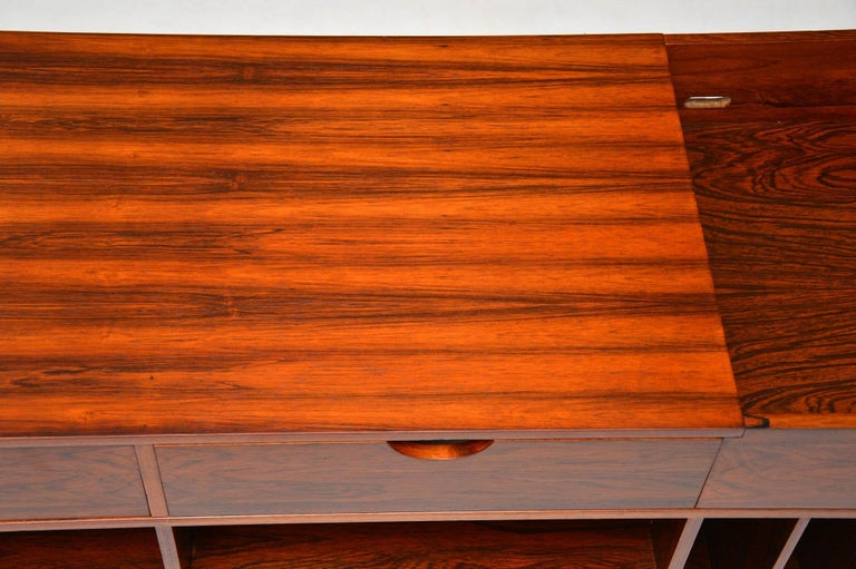 1960s Swedish Extending Sideboard For Sale 7