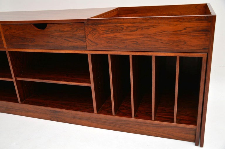 1960s Swedish Extending Sideboard For Sale 2