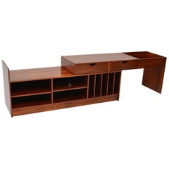 1960s Swedish Extending Sideboard