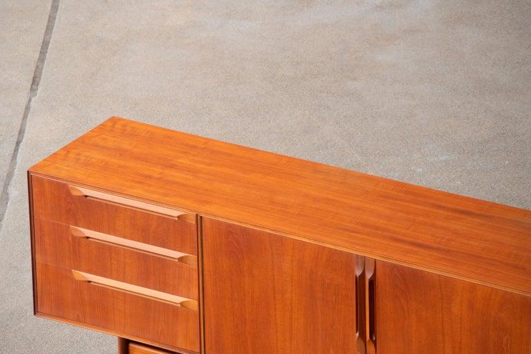 1960s Teak McIntosh Sideboard For Sale 5