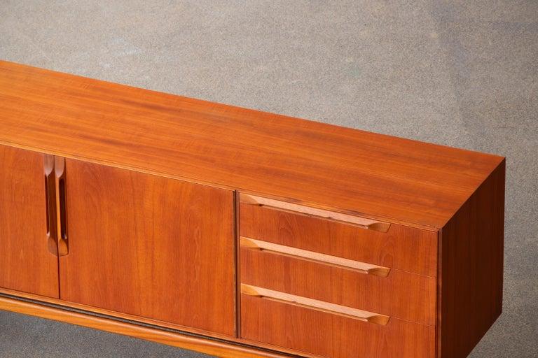 1960s Teak McIntosh Sideboard For Sale 6