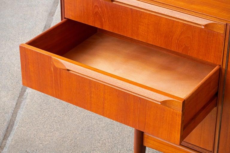 1960s Teak McIntosh Sideboard For Sale 8