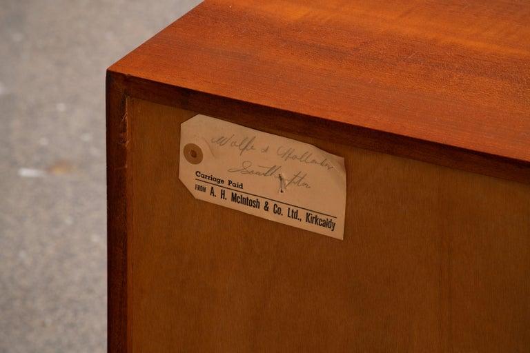 1960s Teak McIntosh Sideboard For Sale 9