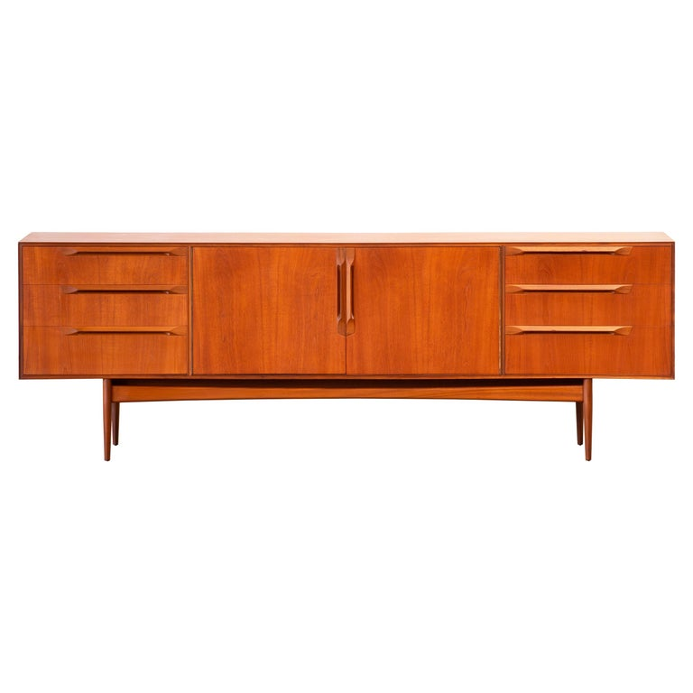 1960s Teak McIntosh Sideboard For Sale