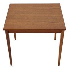 1960s Teak Side Table, Denmark