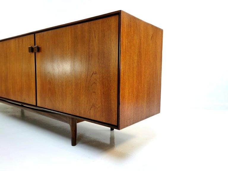 Scandinavian 1960s Teak Sideboard by Ib Kofod Larsen For G Plan Midcentury