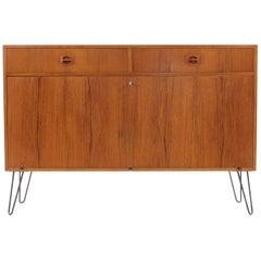 1960s Teak Upcycled Cabinet, Denmark