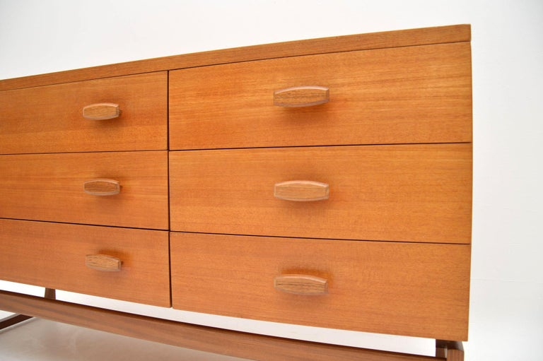 English 1960s Teak Vintage Sideboard by G- Plan