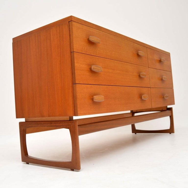1960s Teak Vintage Sideboard by G- Plan In Good Condition In London, GB