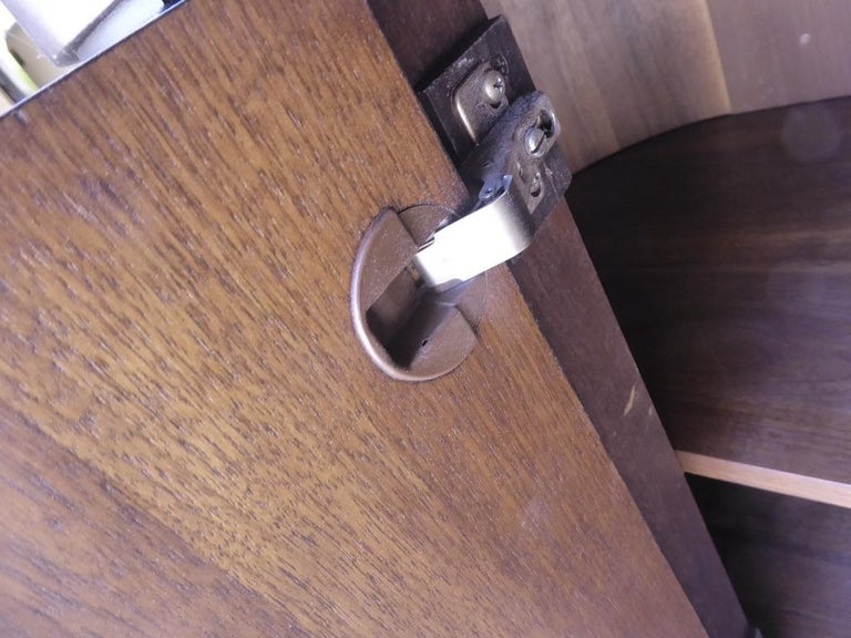 1960s Three-Part Credenza by Milo Baughman for Glenn of California For Sale 5
