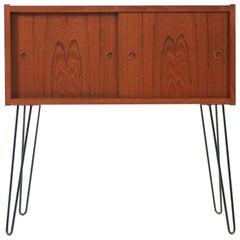 1960s Upcycled Teak Cabinet