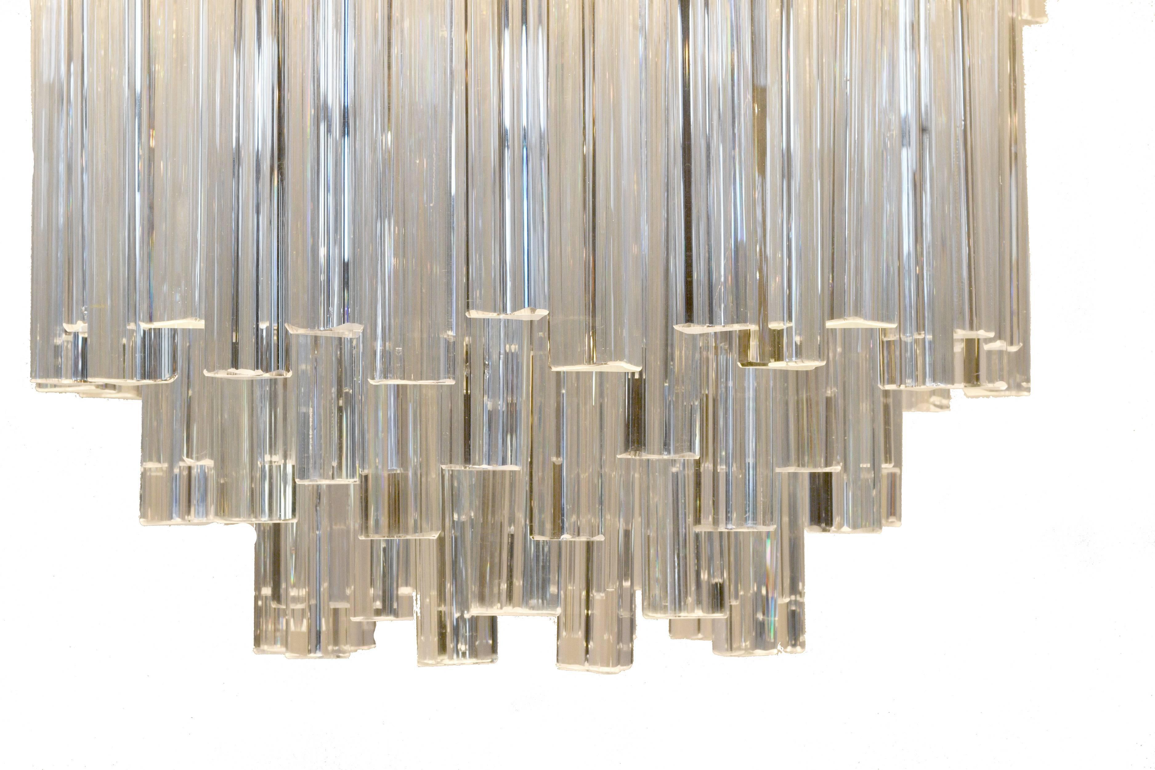 1960s venini chandelier for sale at 1stdibs arubaitofo Gallery