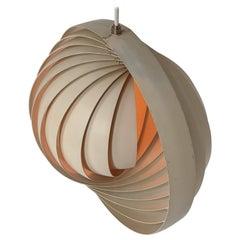 1960s Verner Panton 'Moon Lamp', Denmark