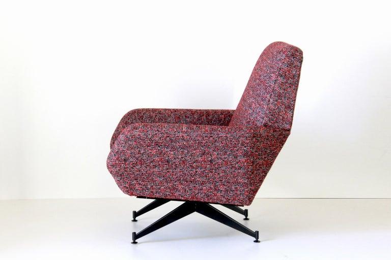 Mid-Century Modern 1960s Vintage Armchair