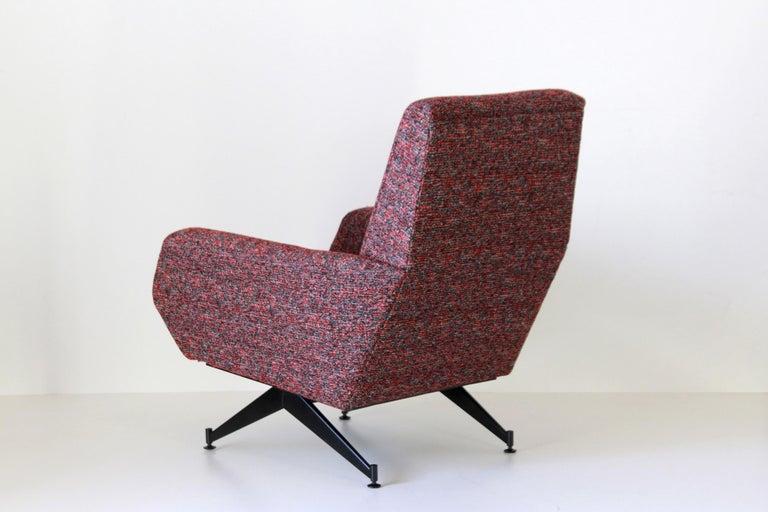 Italian 1960s Vintage Armchair