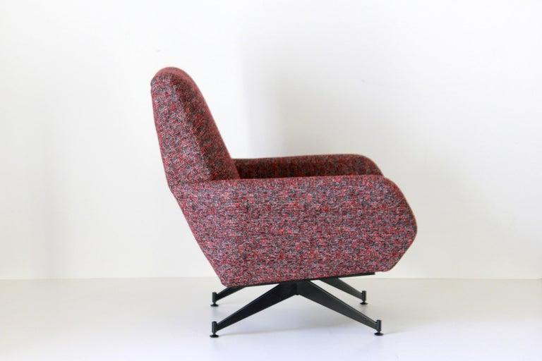 Mid-20th Century 1960s Vintage Armchair