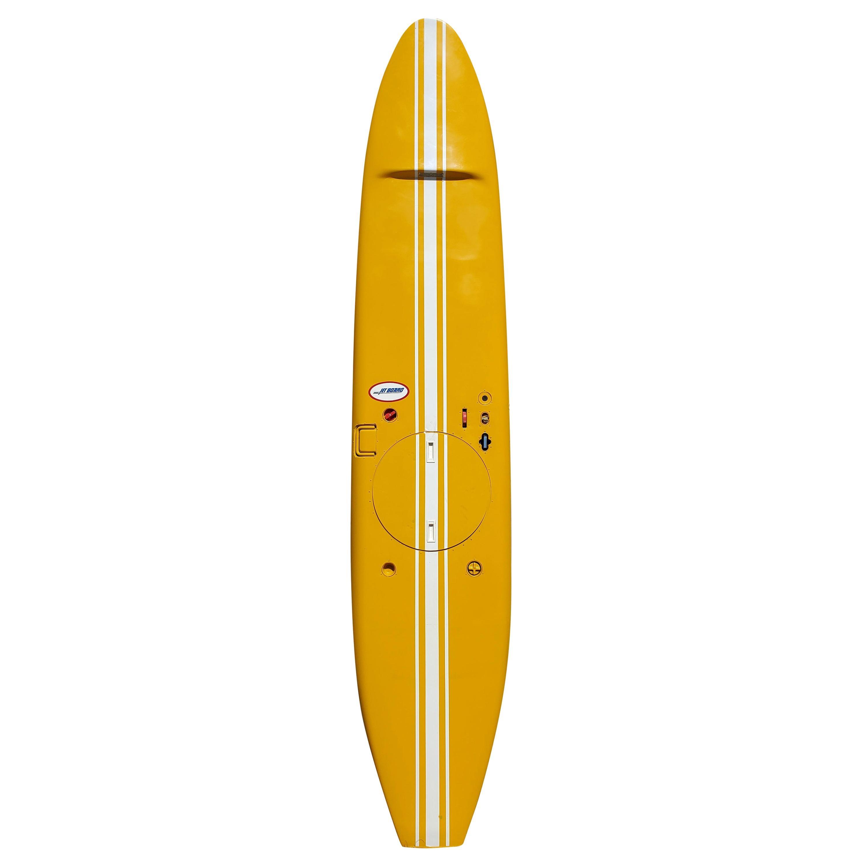 1960s Vintage Bloomingdale Jetboard Surfboard
