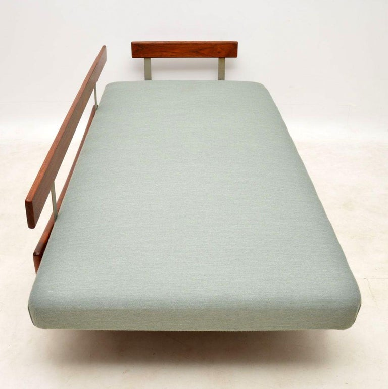1960s Vintage Danish Teak Daybed/Sofa by Ib Kofod Larsen For Sale 3