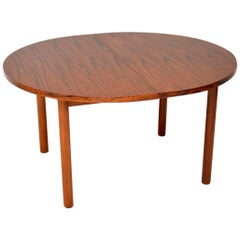 1960s Vintage Dining Table by Robert Heritage for Archie Shine