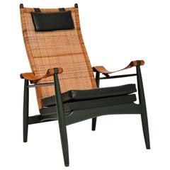 1960s Vintage Dutch Armchair by PJ Muntendam