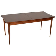 1960s Vintage Extending Dining Table by Uniflex