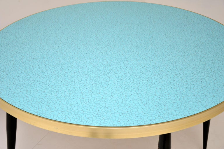 1960s Vintage Formica Kitchen / Dining Table 4