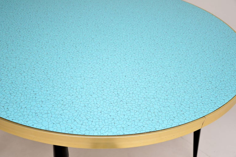 1960s Vintage Formica Kitchen / Dining Table 2