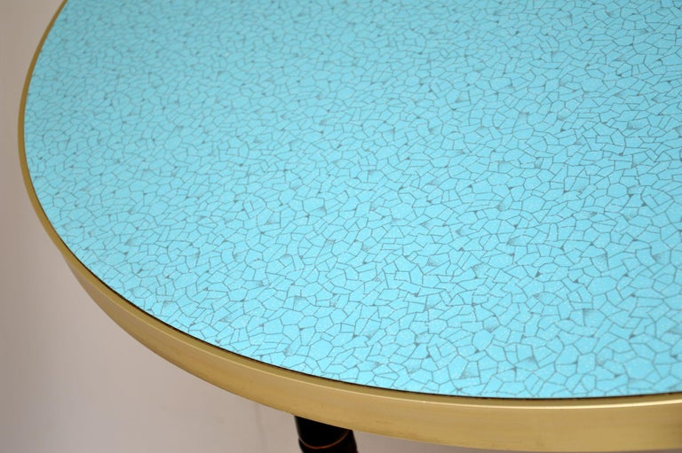 1960s Vintage Formica Kitchen / Dining Table 3