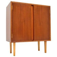 1960's Vintage Mahogany Drinks Cabinet