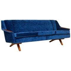 1960s Vintage Sofa by Illum Wikkelso for Westnofa
