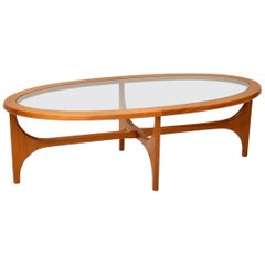 1960s Vintage Teak Coffee Table by Stonehill