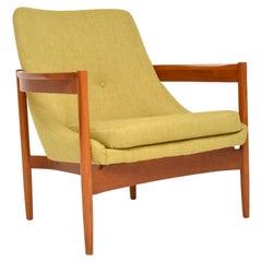 1960s Vintage Teak 'Delta' Armchair by Guy Rogers