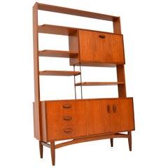 1960s Vintage Teak Room Divider / Bookcase by G-Plan