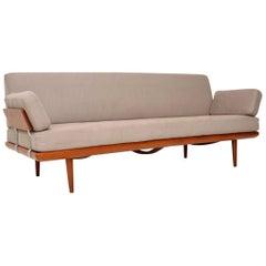 1960s Vintage Teak Sofa / Daybed by Peter Hvidt & Orla Molgaard Nielsen