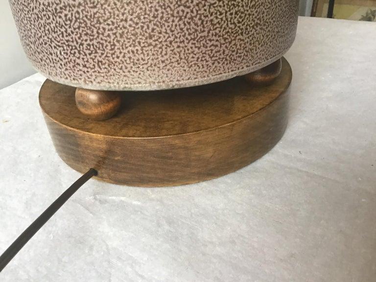 1960s West German Ceramic Horse Lamp For Sale 9