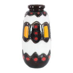 1960s West German Ceramic Vase