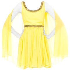 1960S What Fun Is To Be Had In This Whimsical Dress From The Mid 1960S. Beautifu