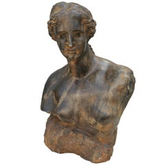 1960s Woman's Bust