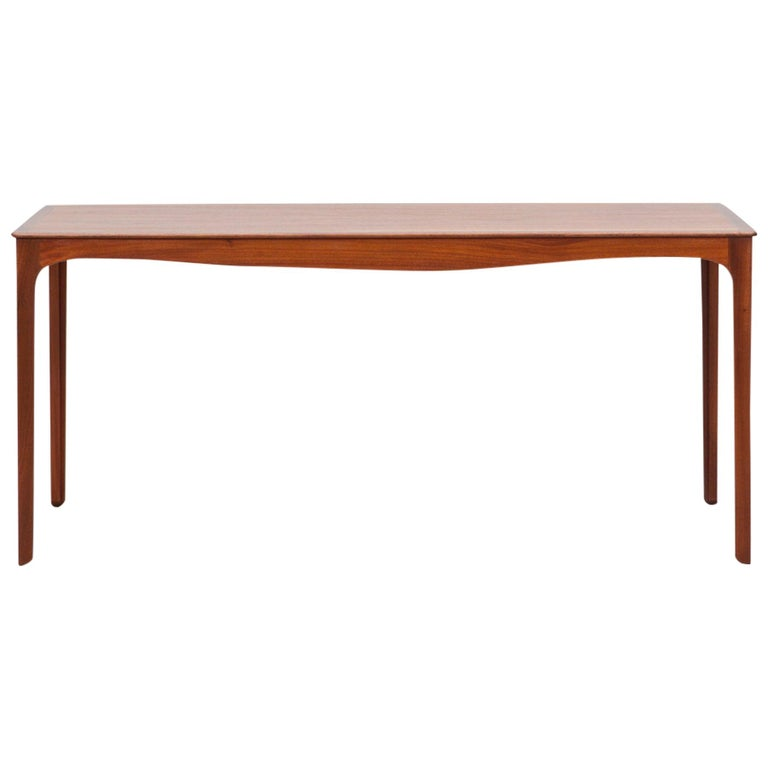 1960s Wooden Teak Side Table by Ole Wanscher 'c' For Sale