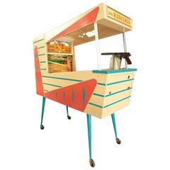 1961 Bally Marksman Arcade Machine