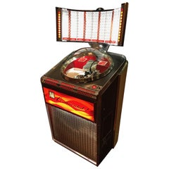 Vintage 1950s AMI 500 Jukebox Model C For Sale at 1stdibs